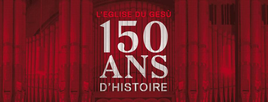 Les fêtes du 150e anniversaire de l'église du Gesù